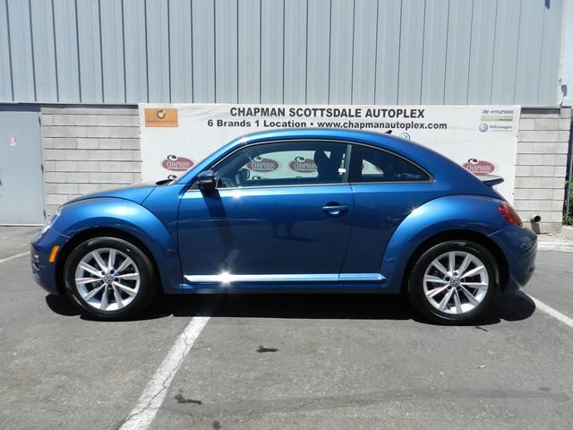 2017 volkswagen beetle 1 8t se 2dr coupe in scottsdale az. Black Bedroom Furniture Sets. Home Design Ideas