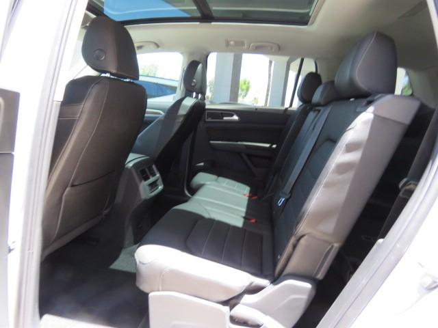 2018 Volkswagen Atlas V6 Sel Premium 4motion 217550