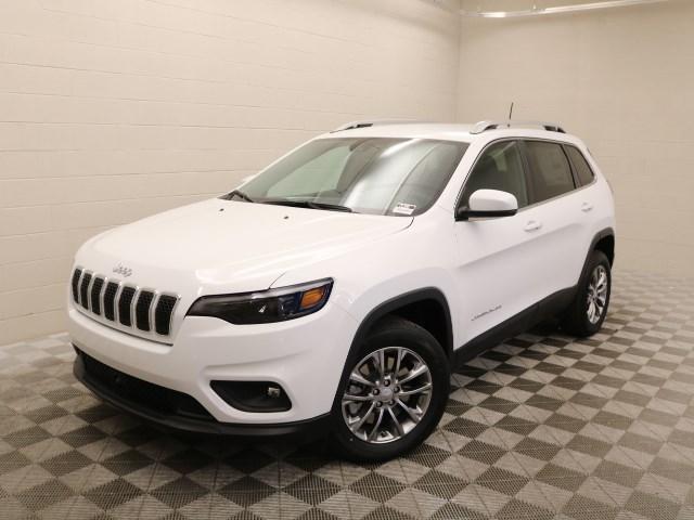 2021 Jeep Cherokee Latitude Plus