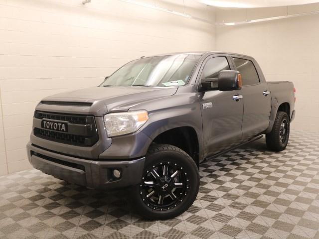 2015 Toyota Tundra Platnium