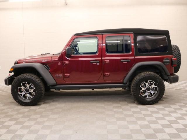 2021 Jeep Wrangler Unlimited Rubicon