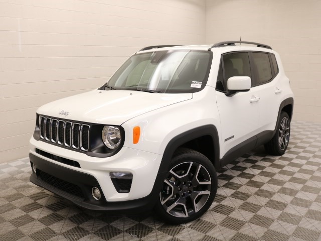 2021 Jeep Renegade Latitude