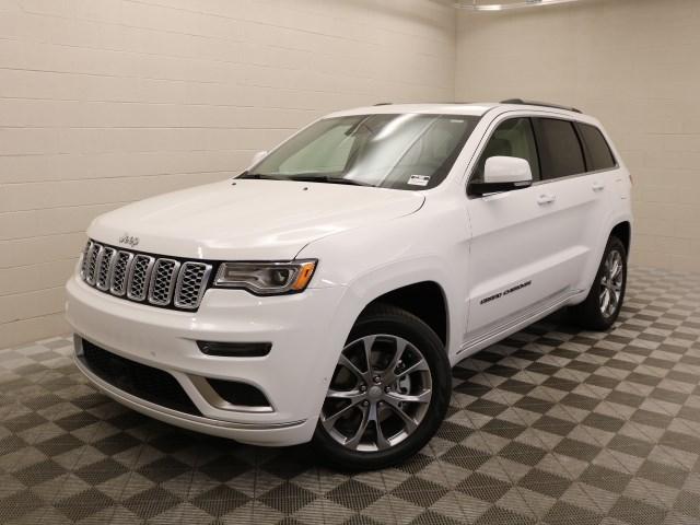 2021 Jeep Grand Cherokee Summit
