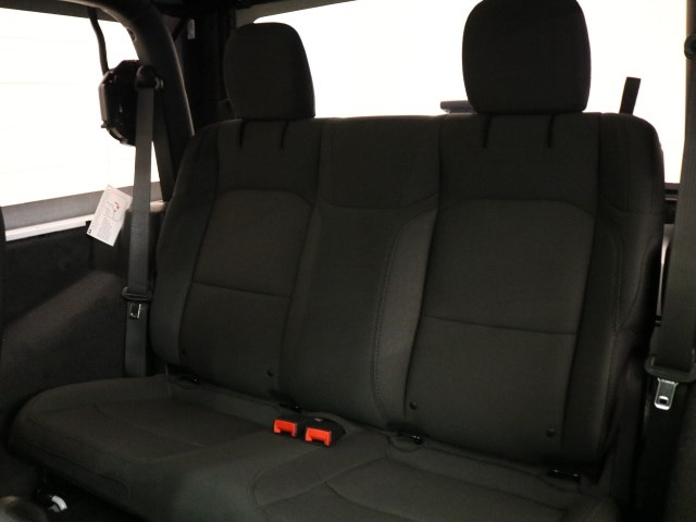 New 2021 Jeep Wrangler Sport