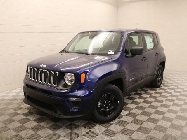 2021 Jeep Renegade Sport