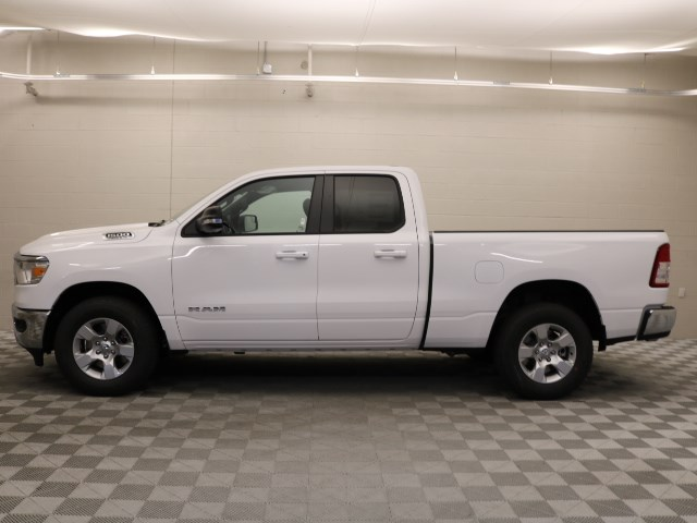 Used Car Value By Vin >> New 2021 Ram 1500 Quad Cab Big Horn - 21R024 | Chapman ...