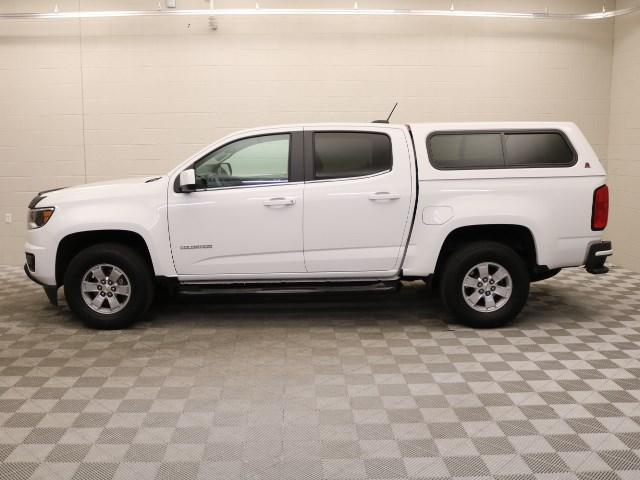 2020 Chevrolet Colorado Crew Cab
