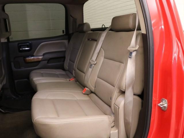 2015 GMC Sierra 2500HD SLT Crew Cab