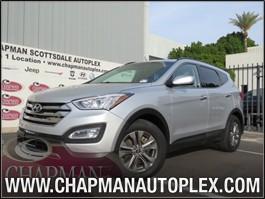 View the 2014 Hyundai Santa Fe Sport