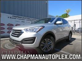 View the 2016 Hyundai Santa Fe Sport