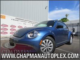 View the 2016 Volkswagen Beetle