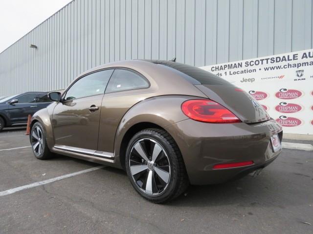 2013 Volkswagen Beetle 2.5L PZEV – Stock #6J0333A