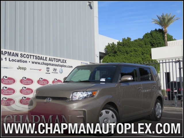 2012 Scion xB  Details