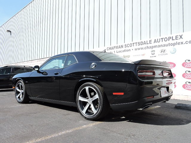 2016 dodge challenger r t plus shaker 6d0240 chapman. Black Bedroom Furniture Sets. Home Design Ideas