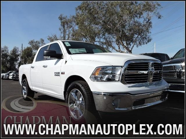 2016 ram 1500 crew cab big horn 6d0241 chapman automotive group. Black Bedroom Furniture Sets. Home Design Ideas