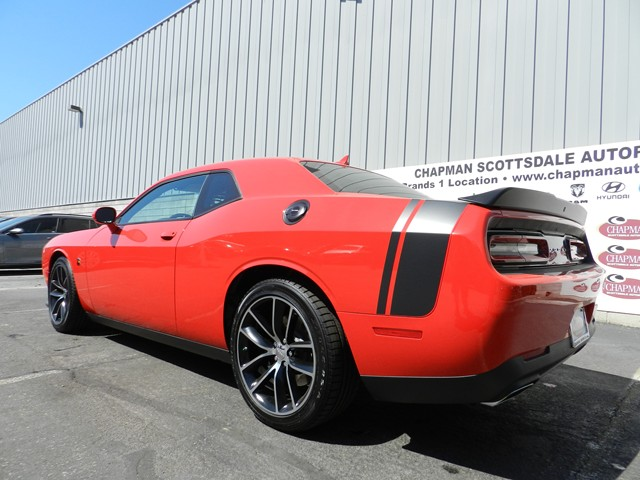 2016 dodge challenger 392 hemi scat pack shaker for sale stock 6d0286 chapman dodge scottsdale. Black Bedroom Furniture Sets. Home Design Ideas