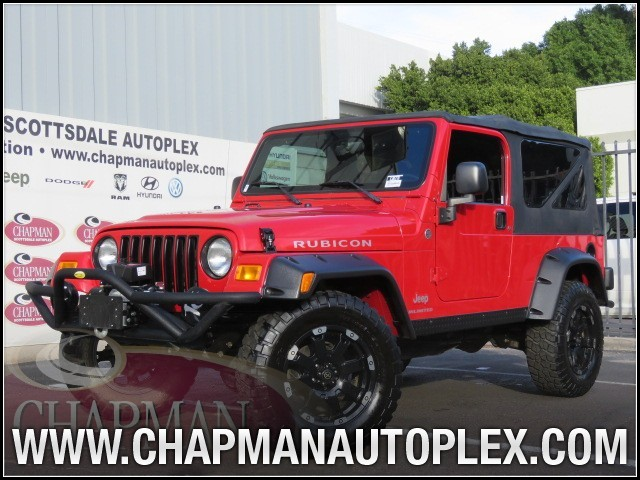 Used 2006 Jeep Wrangler Unlimited Rubicon Phoenix Az