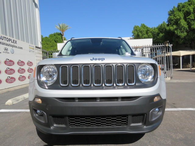 2016 Jeep Renegade Latitude For Sale Stock 6j0574
