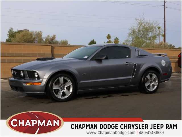 Used 2007 Ford Mustang Gt Deluxe Phoenix Az Stock