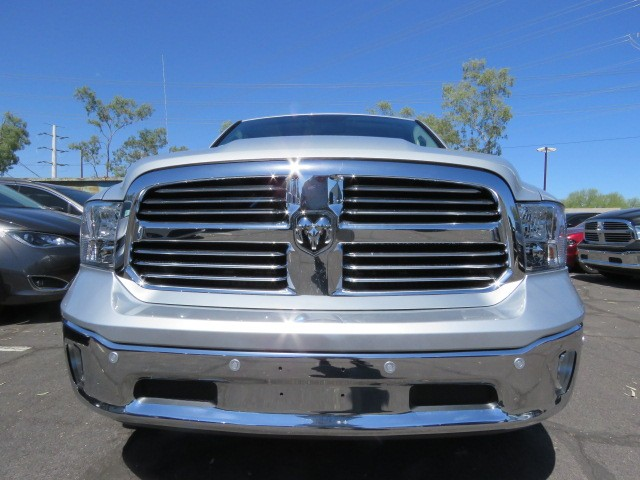 2017 ram 1500 quad cab big horn for sale stock 7d0339 chapman dodge scottsdale. Black Bedroom Furniture Sets. Home Design Ideas