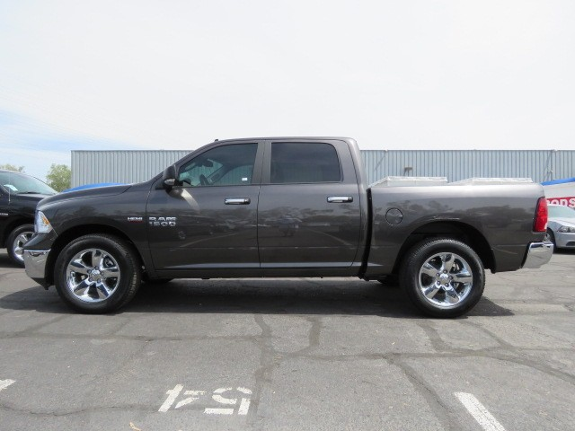 2017 ram 1500 crew cab big horn for sale stock 7d0371 chapman dodge scottsdale. Black Bedroom Furniture Sets. Home Design Ideas