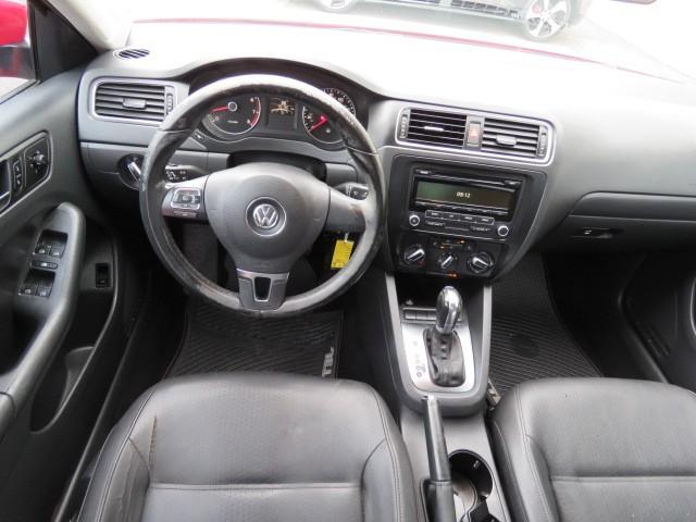 2012 Volkswagen Jetta SE PZEV – Stock #7D0382R