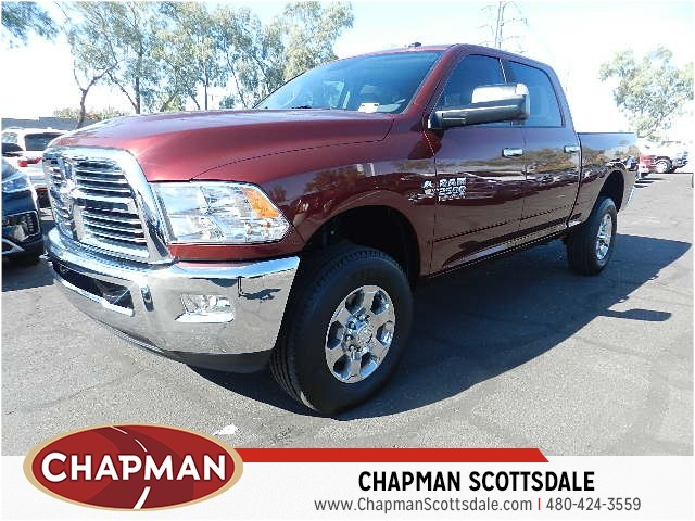 2017 ram 2500 big horn for sale stock 7d0644 chapman dodge scottsdale. Black Bedroom Furniture Sets. Home Design Ideas