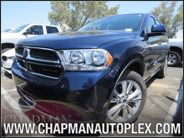 used 2013 dodge durango crew phoenix az stock 7d9333a. Black Bedroom Furniture Sets. Home Design Ideas