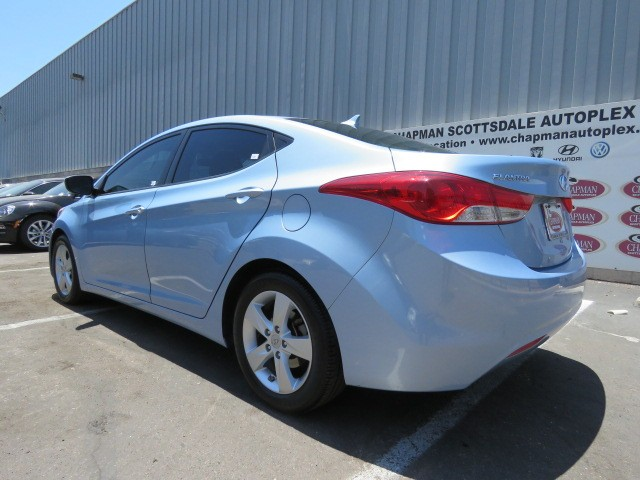 Used 2012 Hyundai Elantra Gls In Scottsdale Az Stock