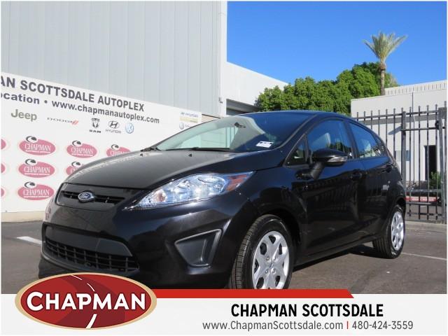 2013 Ford Fiesta Se Trade Appraisal Stock 7h1186a Chapman