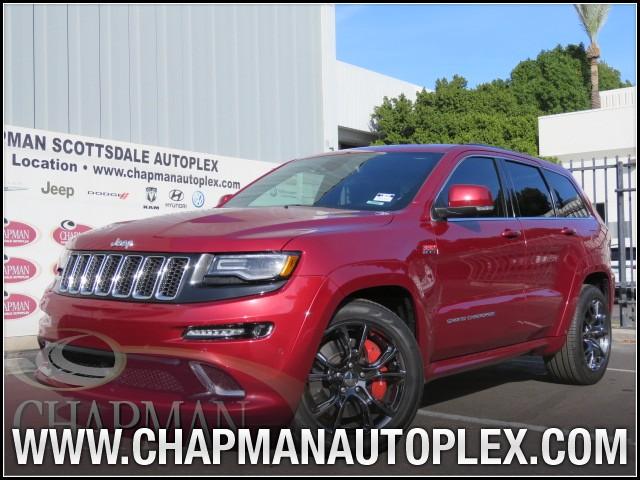 2015 Jeep Grand Cherokee SRT Details