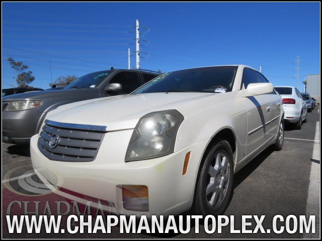 2006 Cadillac CTS  Details