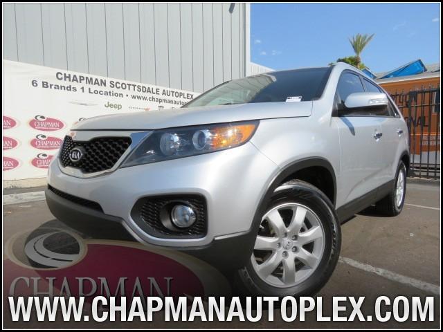 2012 Kia Sorento Lx Trade Appraisal Stock 7j0385a Chapman