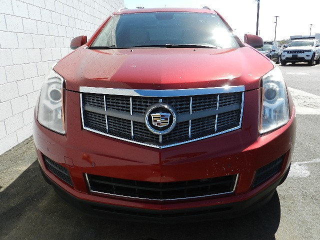 used 2011 cadillac srx luxury collection for sale stock 7j9271a chapman dodge chrysler jeep ram. Black Bedroom Furniture Sets. Home Design Ideas