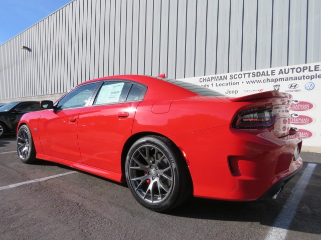 2017 dodge charger srt 392 for sale stock 7d0094 chapman dodge scottsdale. Black Bedroom Furniture Sets. Home Design Ideas