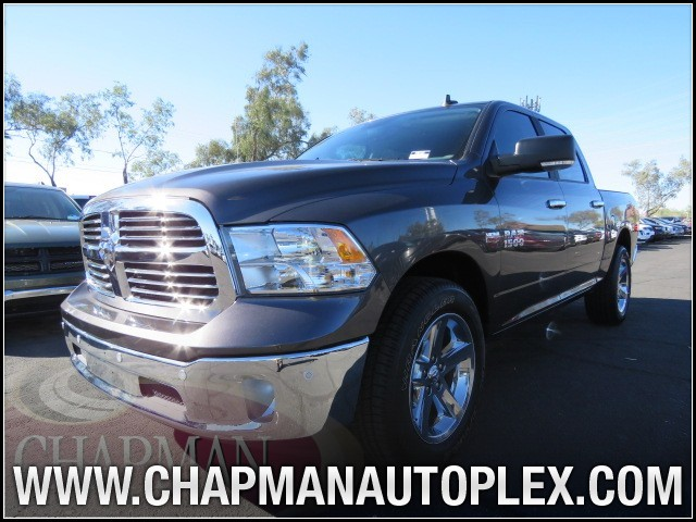2017 ram 1500 crew cab big horn for sale stock 7d0103 chapman dodge scottsdale. Black Bedroom Furniture Sets. Home Design Ideas
