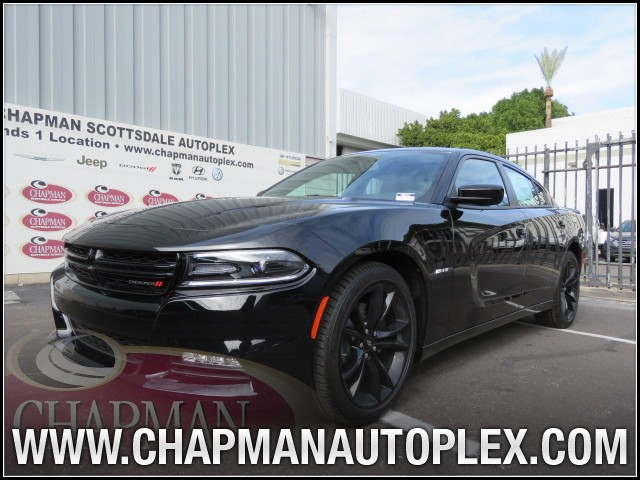 2017 dodge charger r t for sale stock 7d0194 chapman dodge scottsdale. Black Bedroom Furniture Sets. Home Design Ideas