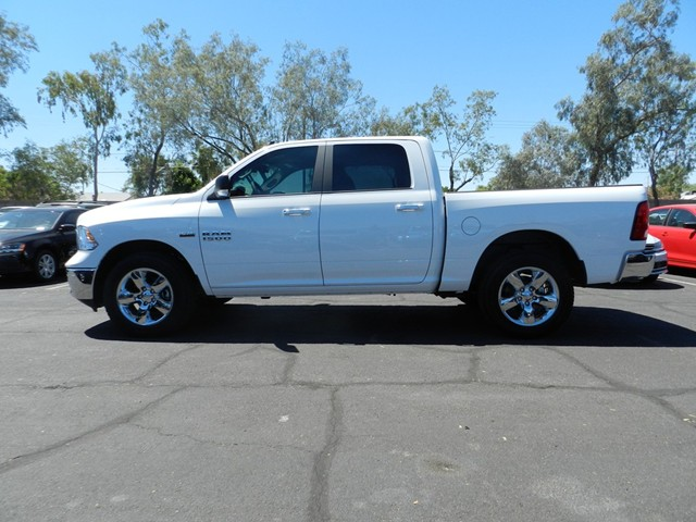2017 ram 1500 crew cab big horn for sale stock 7d0344 chapman dodge scottsdale. Black Bedroom Furniture Sets. Home Design Ideas