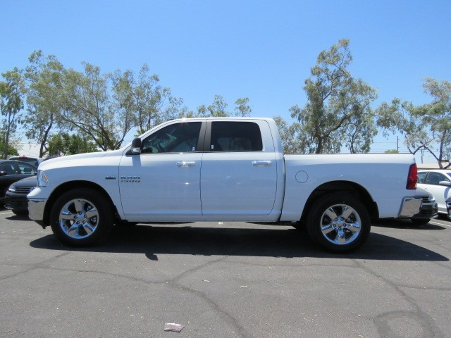 2017 ram 1500 crew cab big horn for sale stock 7d0380 chapman dodge scottsdale. Black Bedroom Furniture Sets. Home Design Ideas