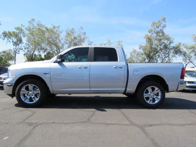 2017 Ram 1500 Crew Cab Big Horn For Sale Stock 7d0399