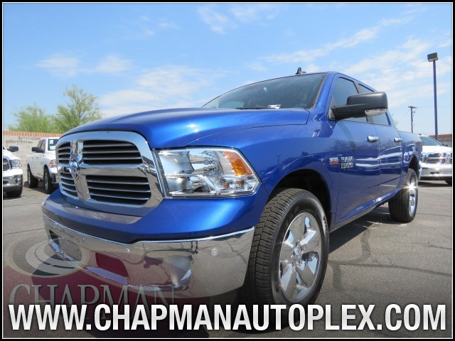 2017 ram 1500 crew cab big horn for sale stock 7d0412 chapman dodge scottsdale. Black Bedroom Furniture Sets. Home Design Ideas