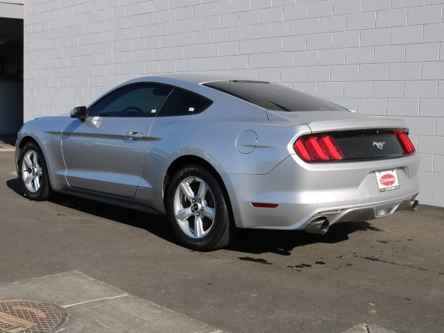 used 2015 ford mustang ecoboost for sale stock 7d0558a chapman dodge chrysler jeep ram. Black Bedroom Furniture Sets. Home Design Ideas