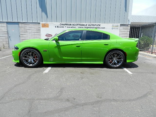 2017 dodge charger srt 392 for sale stock 7d7001 chapman dodge scottsdale. Black Bedroom Furniture Sets. Home Design Ideas