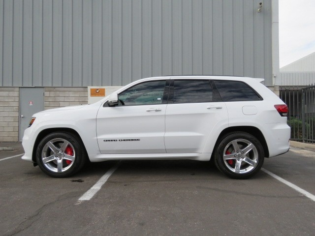 2017 jeep grand cherokee srt for sale stock 7j0055 chapman dodge scottsdale. Black Bedroom Furniture Sets. Home Design Ideas