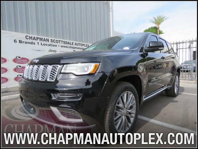 2017 jeep grand cherokee summit for sale stock 7j0062 chapman dodge scottsdale. Black Bedroom Furniture Sets. Home Design Ideas