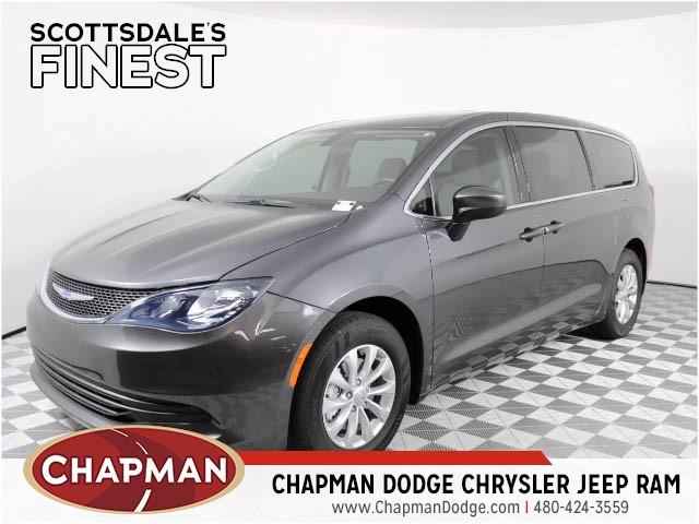 2018 Chrysler Pacifica LX