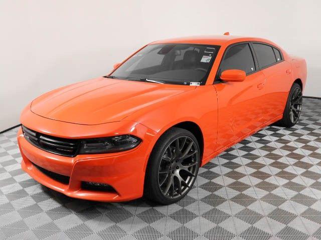 Dodge New Cars >> New 2018 Dodge Charger Sxt Plus 8d0314 Chapman Dodge