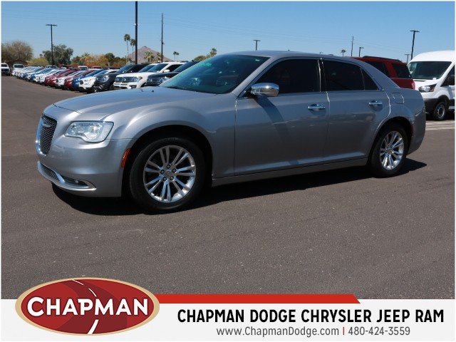 2015 Chrysler 300 Details