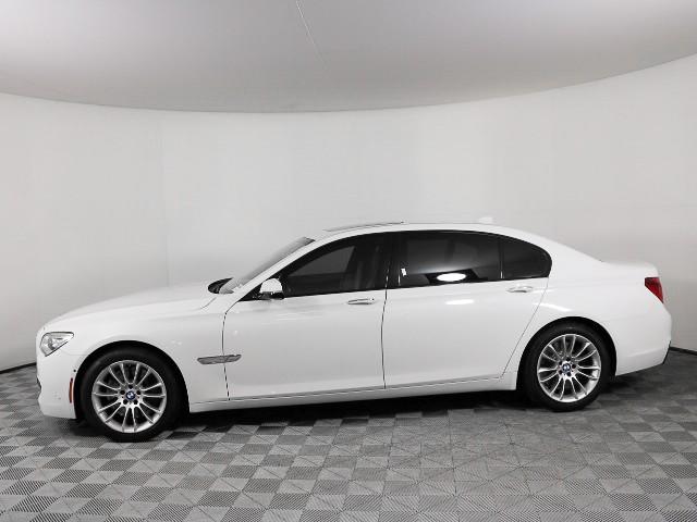 2015 BMW 7-Series 750Li
