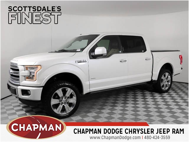 2016 Ford F-150 Limited Crew Cab